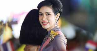 Waduh! Sebanyak 1.450 Foto Syur Selir Thailand Bocor