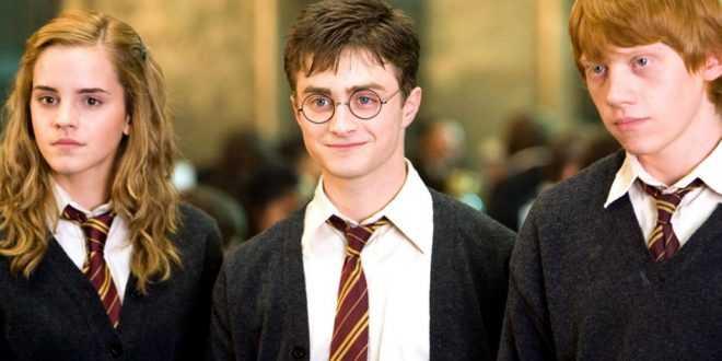 Asyik! HBO Max Siap Garap Serial TV Harry Potter