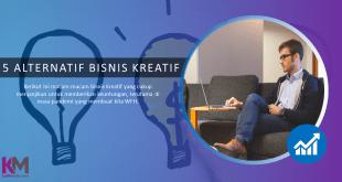 5 Alternatif Bisnis Kreatif Selama Masa Pandemi