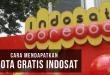 Intip 5 Cara Mendapatkan Kuota Gratis Indosat