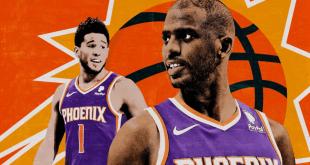 Phoenix Suns Cetak Sejarah, Akhirnya Lolos NBA Playoff