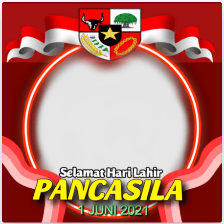 Template Hari Lahir Pancasila (by Harry Prima)