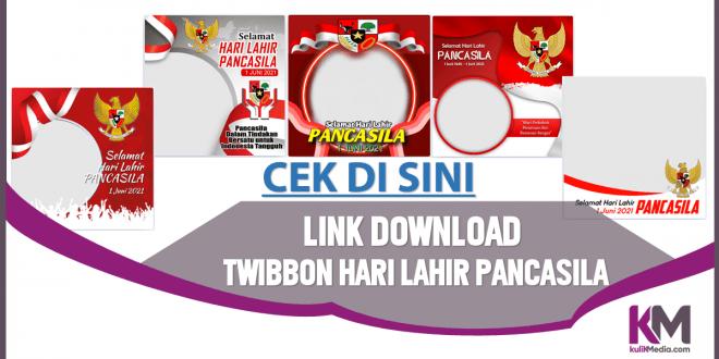 Link Download Twibbon Hari Lahir Pancasila, Tinggal Klik