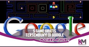 5 Game Gratis Tersembunyi di Google, Mainkan Yuk !!