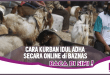 Cara Kurban Idul Adha 2021 di Baznas Secara Online