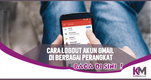 Cara Logout Akun Gmail di iOS, Android dan PC