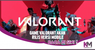 Kabar Gembira! Game Valorant Bakal Hadir di Mobile
