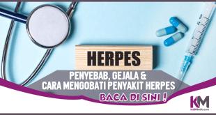 Penyakit Herpes: Penyebab, Gejala dan Cara Mengobati