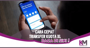 3 Cara Cepat Transfer Kuota XL, Mudah Banget!