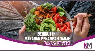 4 Makanan Penambah Darah Bagi Penderita Hb Rendah
