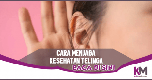 6 Cara Menjaga Kesehatan Telinga, Hindari Cotton Bud