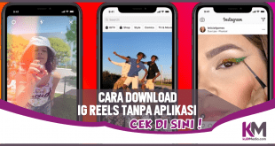 Cara Download Video Instagram Reels Tanpa Aplikasi