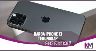 Harga Seri iPhone 13 Terungkap, Ini Bocorannya