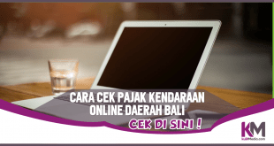Cara Cek Pajak Kendaraan Online Daerah Bali via Web