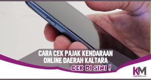 Cara Cek Pajak Kendaraan Online Provinsi Kalimantan Utara